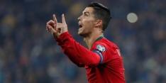 """Ronaldo maakt 700ste goal: """"Records komen naar mij toe"""""""