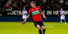 Willem II plukt Romeny op huurbasis weg bij NEC