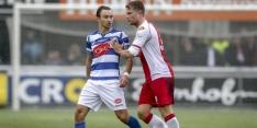 Spakenburg-spits Selimi krijgt vijf duels na ridicule tackle