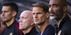 """De Boer gelooft in Oranje: """"Alleen rechtsbackpositie heikel punt"""""""