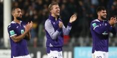 Anderlecht boekt weer een zege en klimt langzaam omhoog