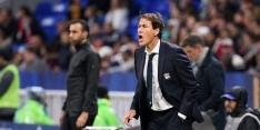 Olympique Lyon boekt knappe overwinning op bezoek bij PSG