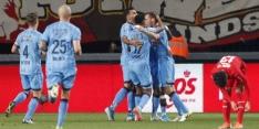 Vroege goal Vrousai levert Willem II zege op in Enschede