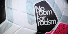 Ook amateurclubs staan de eerste minuut stil tegen racisme
