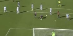 Video: Nainggolan opent score met wereldgoal tegen SPAL