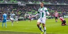 """FC Groningen met Sierhuis tegen Heerenveen: """"Hij is in vorm"""""""
