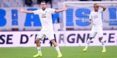 Marseille blijft met invaller Strootman in spoor van PSG