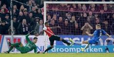 """Knoester geniet tegen oude club Feyenoord: """"Droom die uitkomt"""""""