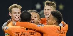 'Nederland speelt eerste EK-test in maart tegen Spanjaarden'