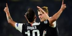Dybala bevrijdt worstelend Juventus van Lokomotiv Moskou