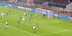 Video: Leipzig-aanvaller Sabitzer maakt wereldgoal tegen Zenit