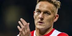 """Toornstra blij met Feyenoord: """"Uiteindelijk zit ik hier al zes jaar"""""""
