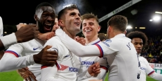 Chelsea besluit droomweek met simpele zege bij Burnley
