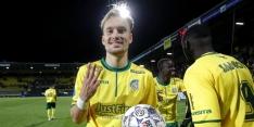 'Diemers stelt Groningen teleur en gaat naar Feyenoord'