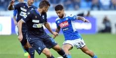 Insigne keert terug in selectie Napoli voor EL-duel met AZ