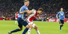 De koppositie vroeg in het seizoen is ongekende weelde voor Ajax