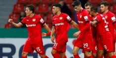 Bosz bekert verder, Schalke 04 maakt het zich onnodig moeilijk