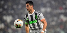 Juventus ontsnapt zonder De Ligt, Kluivert trefzeker