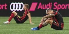 Droom De Boer en Atlanta spat uiteen: geen finale om MLS-titel
