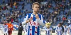 """Halilovic snakt naar speeltijd: """"Ik kan mezelf niks verwijten"""""""