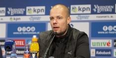 FC Groningen hoopt niet dat Buijs naar Birmingham gaat