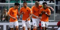 """Oranje Onder-17 in achtste finale: """"We zijn niet arrogant"""""""