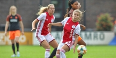 Vrouwen: PSV en Ajax spelen gelijk in nieuwe competitieopzet
