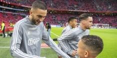 """Ziyech had veel contact met Lampard: """"Eindelijk m'n kans"""""""