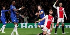 Veltman voelt zich genaaid na rode kaart tegen Chelsea