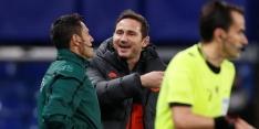 Lampard boos op VAR, Maguire wilde Batshuayi 'beschermen'
