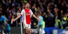 Veltman koos 34 voor Nouri en kijkt uit naar Premier League