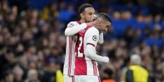 """Mazraoui terug in Ajax-basis: """"Altijd in mezelf blijven geloven"""""""