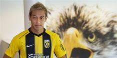 Met Honda als verlengstuk hoopt Slutsky op punten met Vitesse