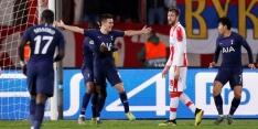 Tottenham wint bij Rode Ster en is dicht bij volgende ronde