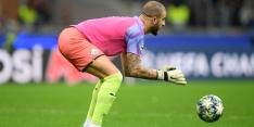 Man City pakt met keeper Walker punt tegen Atalanta