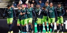 Sporting profiteert van falend PSV en wint bij Rosenborg
