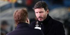 """Nederlaag doet Van Bommel pijn: """"Dit is een harde tik"""""""