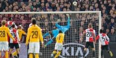 Feyenoord mist kansen en pakt slechts punt tegen Young Boys