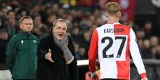 """Feyenoord niet ontevreden: """"Alle risico's nemen niet verstandig"""""""