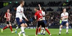 Tottenham Hotspur morst wederom, Willems te sterk voor Aké