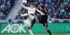Gladbach vier punten los na overwinning op Werder Bremen