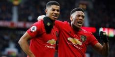 United verslaat Brighton mede door eigen goal Pröpper