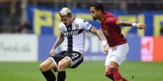 AS Roma na sterke serie pijnlijk onderuit bij Parma