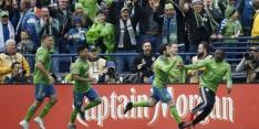 Leerdam scoort en bezorgt Seattle Sounders MLS-titel