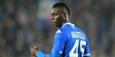 Mancini wil Balotelli niet oproepen als statement tegen racisme