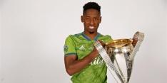 """Leerdam scoort en wint MLS-titel: """"Doe net alsof ik dronken ben"""""""