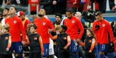 Chili annuleert oefenduel door onrust, competitie ligt ook al stil