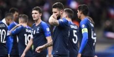 Groepswinst lonkt voor Frankrijk na moeizame zege