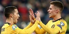 "Nog foutloos België declasseert Rusland: ""Indrukwekkend"""