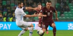 Slovenië wint en houdt nog altijd sprankje hoop op EK